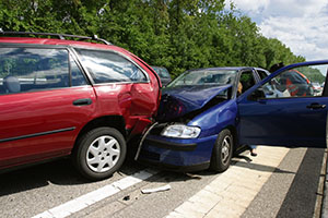 What should you do after a traffic accident in Germany