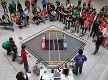 KHS robotics club takes fifth at competition