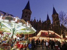 Photo by City of KaiserslauternThe Kaiserslautern Christmas market closes Tuesday and reopens Dec. 27 to 30.