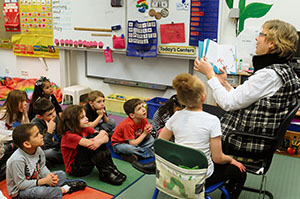 Read Across America shows children power of reading