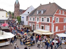 Photo by Stefan LayesThe center of Ramstein-Miesenbach hosts vendors, exhibitors and musicians from 11 a.m. to 6 p.m. Saturday and Sunday.