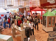 Courtesy photo  Local and regional businesses and shops present their services and merchandise during the trade fair  Saturday and Sunday in Ramstein-Miesenbach.