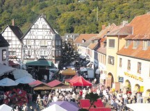 Courtesy photoAnnweiler celebrates its traditional chestnut festival, highlighting items and products made from chestnuts, Saturday and Sunday.