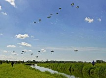 D-Day airdrop remembered, relived