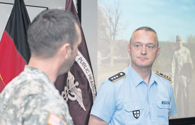 German native receives U.S. Army award
