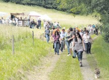 Courtesy photoHeimkirchen sponsors a culinary hike on a 5.5 kilometer route from 10 a.m. to 6 p.m. Sunday.