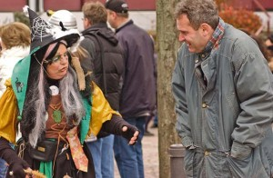 File photoWitches come out on Altweiberfasching looking for men with ties.