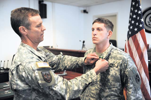 21st TSC OSJA Soldiers win USAREUR paralegal Soldier, NCO of the ...