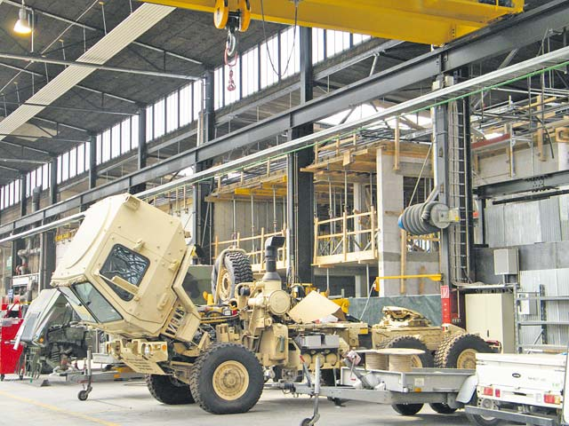 kaiserslautern army depot saves money environment with