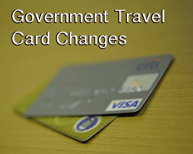 AF government travel cards receive tech upgrade ...
