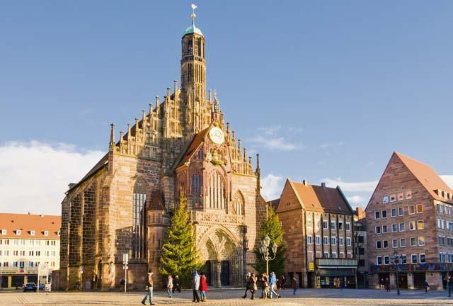 Nuremberg Easter Market Open Till Monday Kaiserslautern American