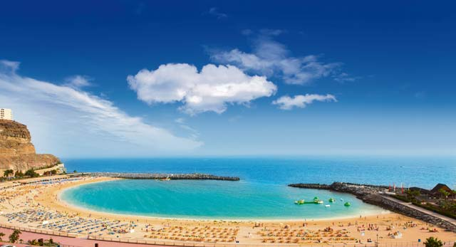 Courtesy photo The Canary Islands, located off the northwest coast of Africa, are one of the most popular destinations for holiday travelers.