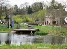 Gartenschau sponsors medieval fest