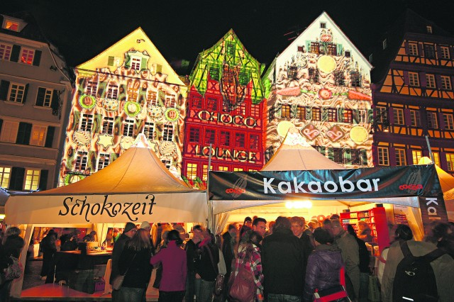 Tübingen's feast for chocoholics