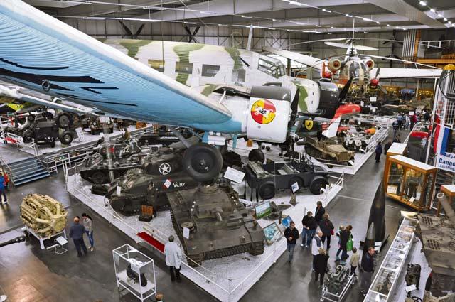 A vision of aeronautical history: Auto & Technic Museum Sinsheim