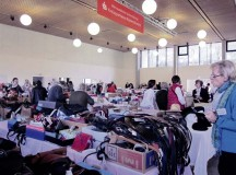 Shoppers will find toys, books, leather items, clothing, household appliances and more at the annual Pfennig Bazaar March 6 to 8 in the Kaiserslautern Gartenschau event hall.