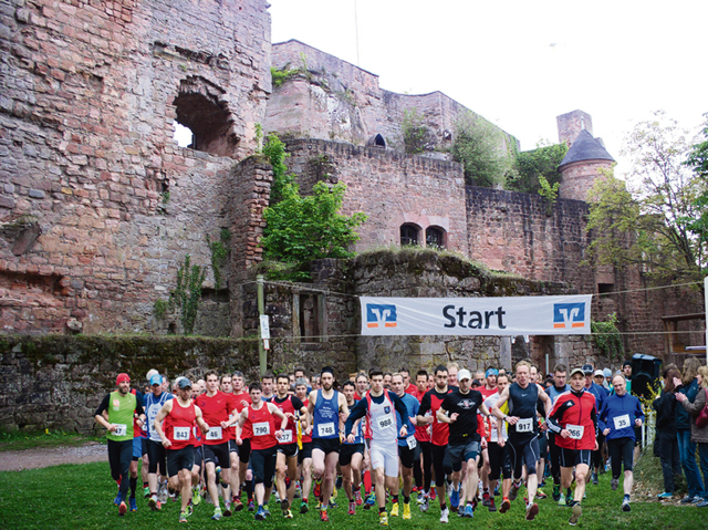 The running club LLG Landstuhl sponsors its 18th German-American Nanstein Mountain Run at 3 p.m. Saturday. The run begins near Sickingensporthalle (gym next to public swimming pool), Kaiserstrasse 128, and goes across forest trails up to Nanstein Castle. The trail is 7.1 kilometers long. The first three winners of each age group will receive certificates and prizes. Starting fee is €6 for adults and €3 for students. For details, visit www.llg-landstuhl.de or call Alex Barsteiner at 0173-3480684.