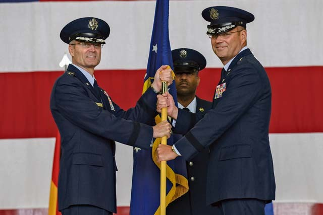 86th AW welcomes new commander