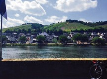 The Middle Mosel's jaw-dropping beauty always entertains the eye.