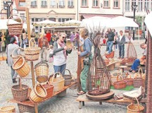 Courtesy photos The historical part of Sankt Wendel is the stage for an arts and crafts market 11 a.m. to 7 p.m. Saturday and Sunday.