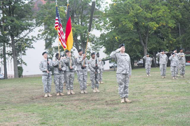 New Army Reserve Movement Control Battalion traces back to World War II