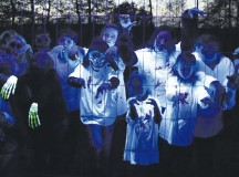 Courtesy photo A variety of ghosts are scheduled to scare participants in the horror hike Saturday in Breunigweiler.