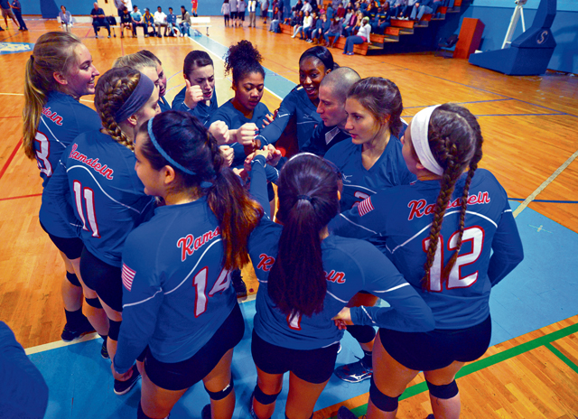 Ramstein hosts DODDS volleyball championships ...