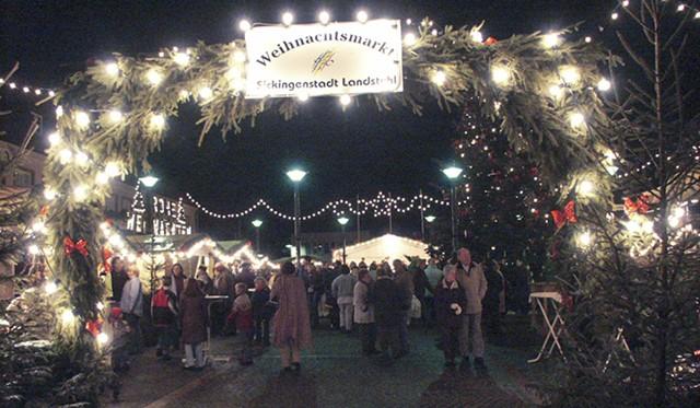 Landstuhl Christmas Market 2020 Landstuhl holds traditional Christmas market   Kaiserslautern American