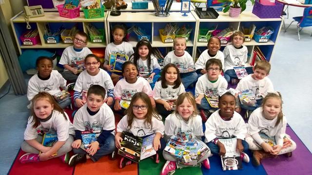 PTSA, VES promote reading