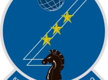 U.S. Air Force graphic This is the 83rd Network Operations Squadron Detachment 4 patch. The 83rd NOS uses their weapon system, known as the cyber security and control system, to ensure 24-hour network operations and management functions and enable key enterprise services and defensive operations within the Air Force's networks. The CSCS is one of seven Air Force cyber weapon systems and is operated every day at Ramstein.
