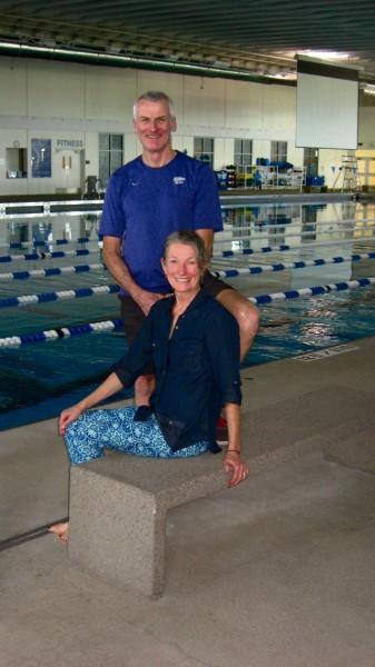 Kmc Members Increase Swim Distances Kaiserslautern American Kaiserslautern American