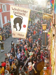 Fasching continues with parties, dances, parades