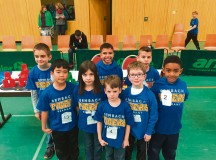 Sembach students 'stack' the competition
