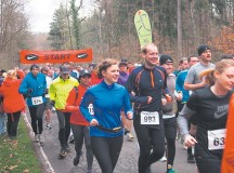 Courtesy photo Several hundreds of runners are scheduled to start their half marathon March 20 near Schulzentrum Sued in Kaiserslautern.
