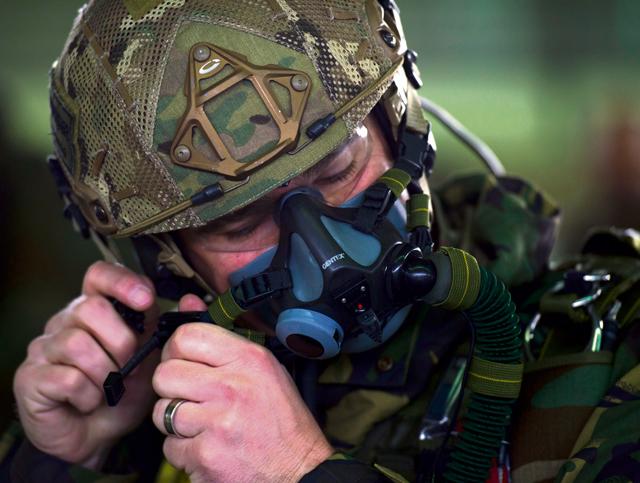 435th Agow Nato Allies Conduct Halo Jump Kaiserslautern