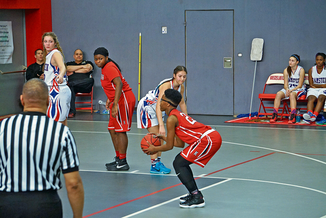 KHS competes at the European girls basketball championships