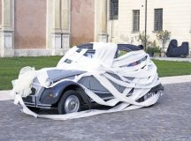 Photo by Cristian Santinon /Shutterstock.com Saturday night, residents living off base should park their cars in the garage, if they have one. If they leave the car outside, they might find it wrapped in toilet paper or decorated with ketchup the following morning.
