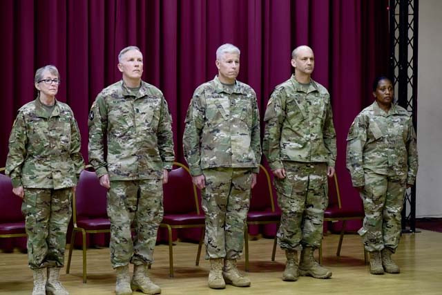7th MSC has new top NCO, warrant officer