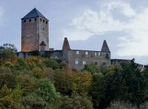 Photo by Nathan Davis Lichtenberg Castle near Thallichtenberg is the stage for Castle Spring with a garden and herbal market, musical entertainment, exhibitions and food and drink specialties Sunday.