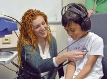 Children learn about space medicine at LRMC