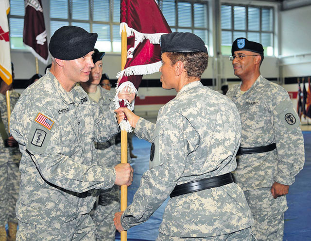 RHCE welcomes  new commander