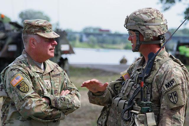 US, Polish lead annual multinational exercise ...