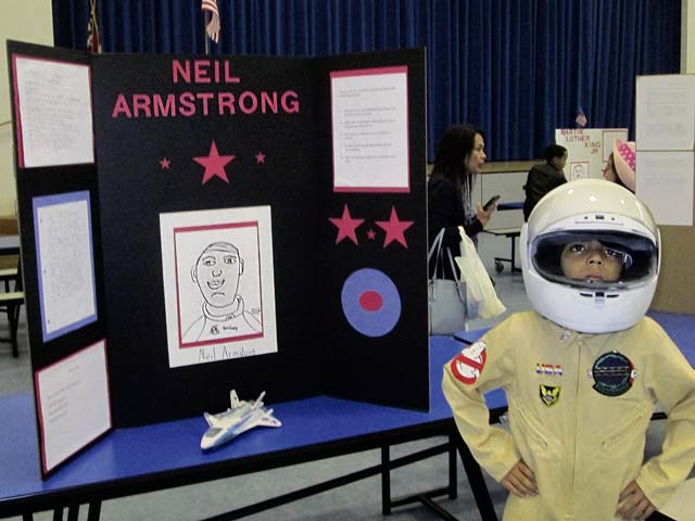 wax museum neil armstrong - photo #38