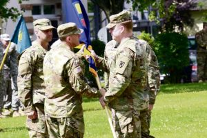 7th Mission Support Command welcomes new commander