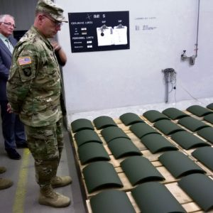 Ammo Center Europe demonstrates flexibility in supporting USAREUR, NATO