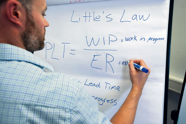 New 'Lean Leader' course looks to make process optimization more mainstream