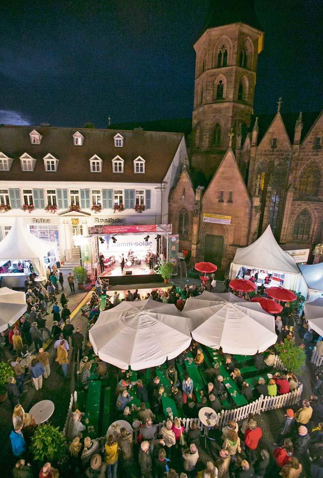 Kaiserslautern celebrates annual Barbarossa fest