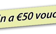 Win a €50 voucher!