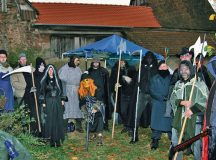 Courtesy photo Ghosts, witches, monsters and bandits will be up to mischief and scare participants along the horror trip trail Oct. 22 in Breunigweiler.