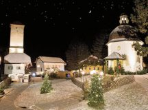 Courtesy photo The Silent Night Memorial Chapel in Oberndorf near Salzburg, Austria, was built from 1924 to 1936. Each year it lures thousands of visitors. It is open 8:30 a.m. to 6 p.m. daily.
